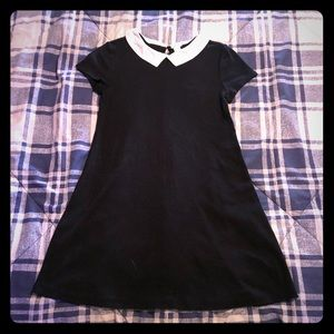 Forever21 Wednesday Addams dress